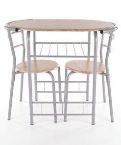 Set masa Gabo cu 2 scaune