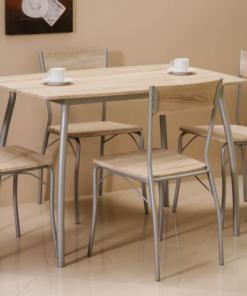 Set masa Modus cu 4 scaune
