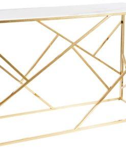 Consola Escada C Marmura/Gold