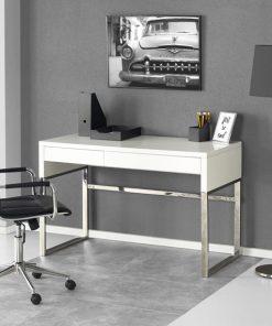 Masa de birou B-32 alb