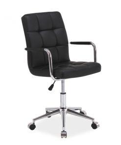 Scaun de birou Q-022 negru