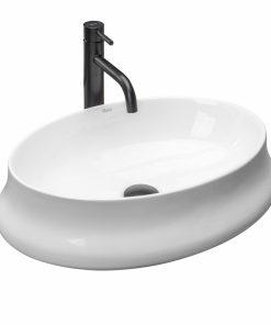 Lavoar Angela ceramica sanitara alb