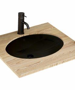 Lavoar Nel ceramica sanitara negru