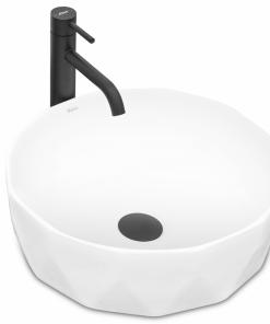 Lavoar Vista ceramica sanitara alb