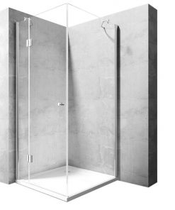 Cabina dus Madox silver