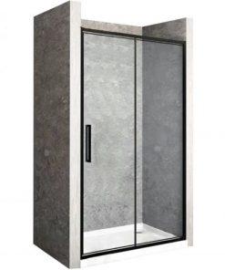 Ușă pentru dus Rapid Fold sticla securizata pliabilă